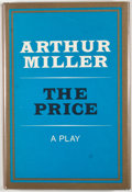 Books:First Editions, Arthur Miller. The Price. New York: Viking Press, [1968].First edition, first printing. Octavo. Publisher's bin...