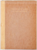 Books:First Editions, Antoinette Scudder. SIGNED/LIMITED. The Soul of Ilaria. NewYork: Frederic Fairchild Sherman, 1926. First edition, ...