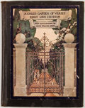 Books:Children's Books, Robert Louis Stevenson. A Child's Garden of Verses. NewYork: Charles Scribner's Sons, 1924. Later edition. Octavo. ...