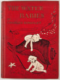 Books:Children's Books, Charles Kingsley. The Water Babies. Philadelphia: J. B.Lippincott, [1917]. Fifth impression. Octavo. Publisher's bi...