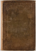 Books:First Editions, Wilkie Collins. No Name. London: Sampson Low, Son, 1862.First edition. 3 octavo volumes. Publisher's binding with p...