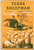 Books:First Editions, Winifred Kupper [editor]. Texas Sheepman: The Reminiscences ofRobert Maudslay. Austin: University of Texas Press, 1...
