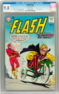 Silver Age (1956-1969):Superhero, The Flash #152 (DC, 1965) CGC NM/MT 9.8 Off-white pages....