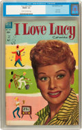 Golden Age (1938-1955):Miscellaneous, Four Color #535 I Love Lucy (Dell, 1954) CGC FN/VF 7.0 Cream to off-white pages....