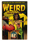Golden Age (1938-1955):Horror, Weird Tales of the Future #8 (Aragon, 1953) Condition: VG-....