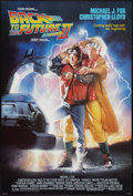"Movie Posters:Science Fiction, Back to the Future Part II and III (Universal, 1989). One Sheets(2) (27"" X 40"") DS, Regular and Advance. Science Fiction.. ...(Total: 2 Items)"