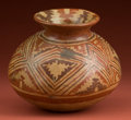 American Indian Art:Pottery, Chupicuaro Polychrome Jar...