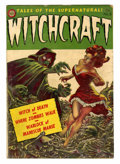 Golden Age (1938-1955):Horror, Witchcraft #5 (Avon, 1953) Condition: VG-....