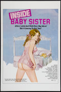 """Movie Posters:Adult, Inside Baby Sister (Aventura, 1977). One Sheet (27"""" X 41""""). Adult.. ..."""