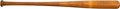Baseball Collectibles:Bats, 1949 Jackie Robinson All-Star Game Used Bat from Robinson Estate....