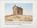 Books:Signed Editions, Mondel Rogers. SIGNED. Old Ranches of the Texas Plains. College Station: Texas A&M University Press, [1976]. First e...