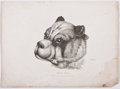 Antiques:Posters & Prints, Five Wonderful Etched Plates of Animals From Howitt's Groups ofAnimals. London: Edward Orme, 1811. One with fol... (Total: 5Items)