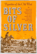 Books:First Editions, Don Ward. Bits of Silver: Vignettes of the Old West.New York: Hastings House, [1961]. First edition. Oc...
