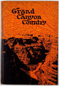 Books:First Editions, M. R. Tillotson and Frank J. Taylor. Grand Canyon Country.Stanford University: Stanford University Press, 1929....