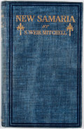 Books:First Editions, S. Weir Mitchell. New Samaria and The Summer of St. Martin.Philadelphia: Lippincott, 1904. First edition. Octavo. P...