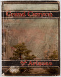 Books:First Editions, [Santa Fe Railroad]. The Grand Canyon of Arizona. [n. p.]:Passenger Department of the Santa Fe, 1906. First edition...