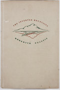 Books:First Editions, Roderick Peattie [editor]. The Inverted Mountains: Canyons ofthe West. New York: Vanguard Press, [1948]. First edit...