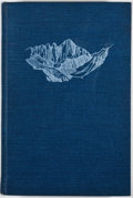 Books:First Editions, Francis P. Farquhar. History of the Sierra Nevada. Berkeley:University of California Press, 1965. First edition...