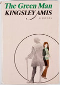 Books:First Editions, Kingsley Amis. The Green Man. New York: Harcourt, Brace& World, [1970]. First American edition. Octavo. Publisher's...