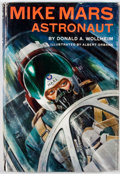 Books:First Editions, Donald A. Wollheim. Mike Mars, Astronaut. Garden City:Doubleday, 1961. First edition. Octavo. Publisher's binding a...