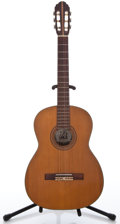 Musical Instruments:Acoustic Guitars, 1980s Alvarez 5001 Natural Classical Guitar #3...