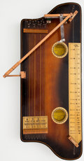 Musical Instruments:Miscellaneous, 1900's Tremoloa Harp Sunburst...