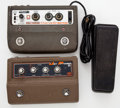 Musical Instruments:Amplifiers, PA, & Effects, Pedal Lot Boss, Roland, Cry Baby Effect Pedal ...