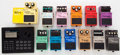 Musical Instruments:Amplifiers, PA, & Effects, Pedal Lot Assorted Boss Effects Pedals ...