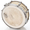 Musical Instruments:Drums & Percussion, 1970's Pearl Snare Drum WhiteMOTS Drum Set #N/A...