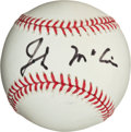 Autographs:Baseballs, John McCain Single Signed Baseball....