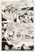 Original Comic Art:Panel Pages, Neal Adams Green Lantern #85 page 14 Original Art (DC,1971)....