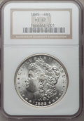 Morgan Dollars: , 1885 $1 MS67 NGC. NGC Census: (181/5). PCGS Population (72/1).Mintage: 17,787,768. Numismedia Wsl. Price for problem free ...