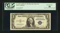 Error Notes:Inverted Third Printings, Fr. 1617* $1 1935G With Motto Silver Certificate. PCGS ExtremelyFine 40.. ...