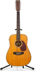 Musical Instruments:Acoustic Guitars, 1990s Sigma by Martin SDR12-28H Natural 12-String Acoustic Guitar#92110581...