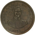 Coins of Hawaii: , 1847 1C Hawaii Cent, Plain 4 , 13 Berry--Cleaned--ANACS. AU55 Details. NGC Census: (20/95). PCGS Population (27/198). Minta...