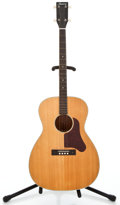 Musical Instruments:Acoustic Guitars, 1960s Harmony Natural Acoustic Tenor Guitar #2007H1201...