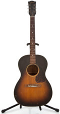 Musical Instruments:Acoustic Guitars, 1950 Gibson LG-1 Sunburst Acoustic Guitar #3817 14...