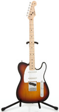 Musical Instruments:Electric Guitars, Fender Telecaster Copy Sunburst Solid Body Electric Guitar ...