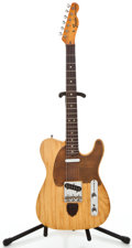Musical Instruments:Electric Guitars, Fender Telecaster Refinished Solid Body Electric Guitar #302826...