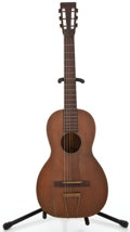 Musical Instruments:Acoustic Guitars, 1927 Martin 2-17 Mahogany Acoustic Guitar #29695...