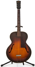 Musical Instruments:Electric Guitars, 1946 Gibson L-48 Sunburst Archtop Acoustic Guitar #N/A...