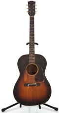 Musical Instruments:Acoustic Guitars, 1954 Gibson LG-1 Sunburst Acoustic Guitar #X8457 4...