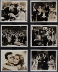"""Movie Posters:Academy Award Winners, You Can't Take It With You (Columbia, R-1940s). British Photos (6) (8"""" X 10""""). Academy Award Winners.. ... (Total: 6 Items)"""