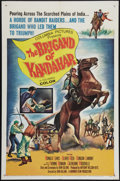 "Movie Posters:Adventure, The Brigand of Kandahar & Other Lot (Columbia, 1965). OneSheets (2) (27"" X 41""). Adventure.. ... (Total: 2 Items)"