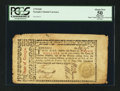 Colonial Notes:Georgia, Georgia May 4, 1778 $20 PCGS Apparent About New 50.. ...