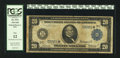 Large Size:Federal Reserve Note, Fr. 972* $20 1914 Federal Reserve Note PCGS Fine 12.. ...