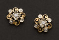Estate Jewelry:Earrings, Diamond Earrings. ...