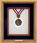 Miscellaneous Collectibles:General, 1968 USA Basketball Olympic Gold Medal Presented to Ken Spain....