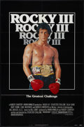 "Movie Posters:Sports, Rocky Lot (United Artists, 1982). One Sheets (2) (27"" X 41"") and Program (20 Pages, 9"" X 12""). Sports.. ... (Total: 3 Items)"