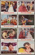 """Movie Posters:Musical, The Glass Slipper (MGM, 1955). Lobby Card Set of 8 (11"""" X 14""""). Musical.. ... (Total: 8 Items)"""